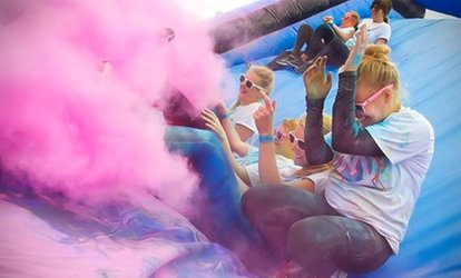 image for Inflatable Colour Run on 17 June - 19 August, Nine Locations (Up to 38% Off)