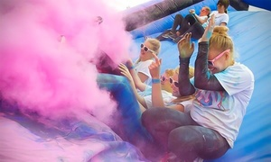 Inflatable Colour Run: Inflatable Colour Run on 17 June - 19 August, Nine Locations (Up to 38% Off)