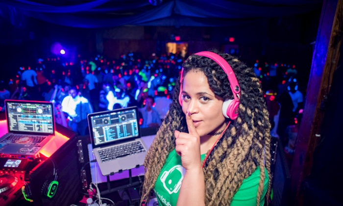 Quiet Clubbing Party Events at Quiet Events (Up to 40% Off). Six Options Available