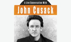 John Cusack – Up to 40% Off Movie Screening and Q&A at John Cusack: