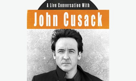 John Cusack Live plus a screening of High Fidelity on Saturday, February 9, at 7:30 p.m.