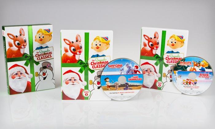Christmas Classics DVDs   Groupon Goods