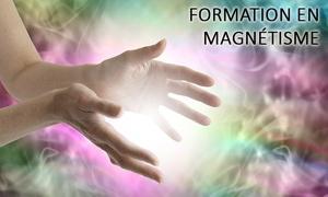Formation en ligne pour devenir magnétiseur certifié