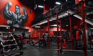 World Gym Surfers Paradise: One-Month Gym Pass and Two PT Sessions Each for One ($19) or Two ($35) at World Gym Surfers Paradise (Up to $298 Value)