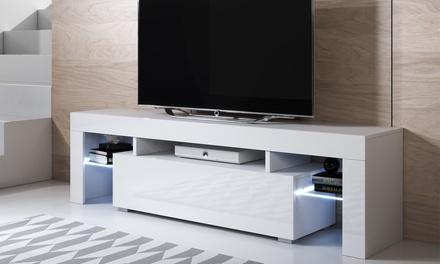 Mueble para el televisor Uriel con luces LED