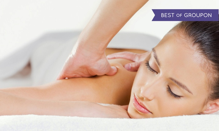 Massage Green Spa - Woodhaven: 60-Minute Full-Body Massage with 60-Minute Facials for One or Two at Massage Green Spa (Up to 50% Off)