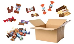 Box Kinder®, Mars, Toblerone