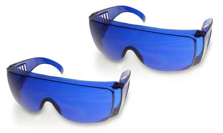 1 o 2 gafas deportivas para el golf desde 12,90 € (26% de descuento)