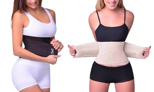 Sbelt's Miss Waist Trainer Body Shaper at Sbelt's Miss Waist Trainer Body Shaper, plus 6.0% Cash Back from Ebates.