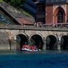 Rafting sul fiume Adda