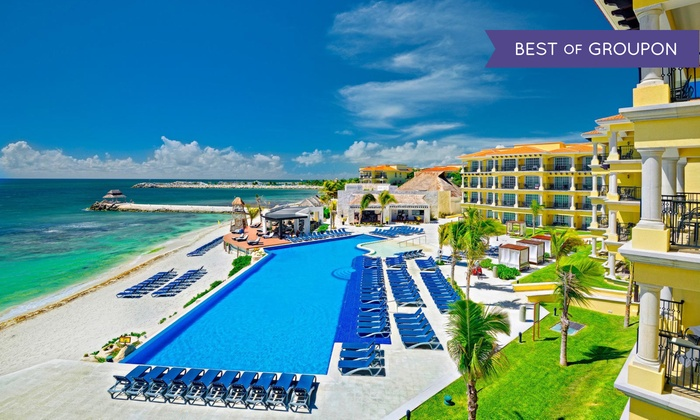 All-Incls. Hotel Marina El Cid w/ Nonstop Air from Vacation Exp