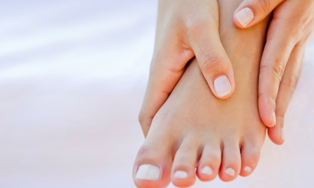 Laser Toenail Fungus Treatment on One $89 or Two Feet $135 at Helix Laser Clinic Up to $600 Value