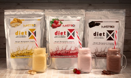 Matrix Meal Replacement Shakes
