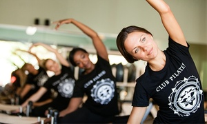 Club Pilates: 5 or 10 Pilates Reformer Classes at Club Pilates (Up to 56% Off)