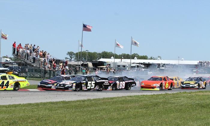 New Jersey Motorsports Park - New Jersey Motorsports Park: ARCA Racing Series Twilight 150 on Saturday, May 28