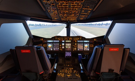Experience: Flight Simulator Experience For just: £36.0
