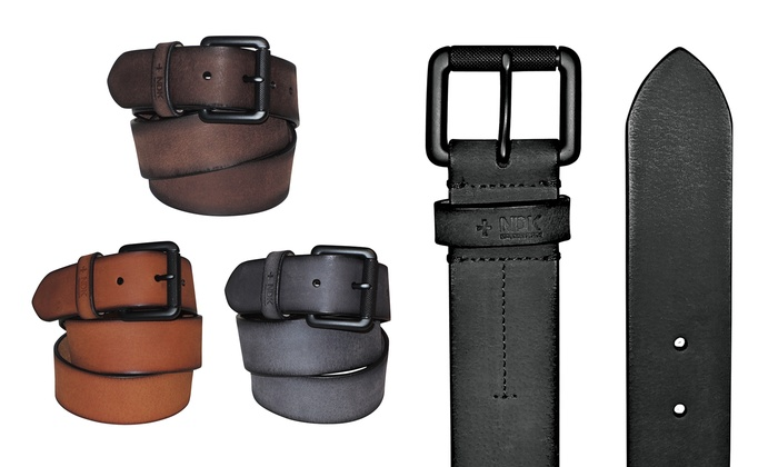 Cosmopolitan Rugged Belt