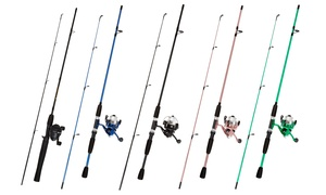 Wakeman Rod and Reel Combos