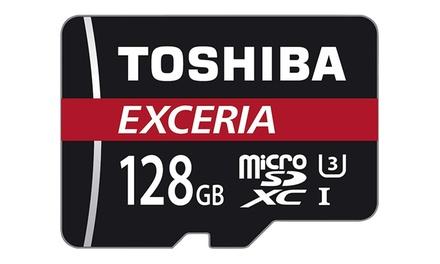 Toshiba 128GB Micro SD Card