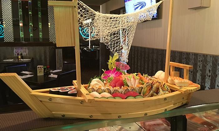 Sumo Japanese Steak House - Orlando: $15 for $30 Worth of Hibachi Cuisine and Sushi at Sumo Japanese Steak House