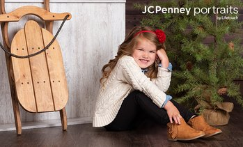 Up to 86% Off Photography Shoot Package at JCPenney Portraits