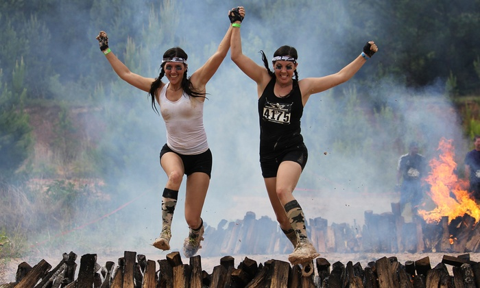 Mud Challenger - Parking Address/meet-up: $39 for Entry for One to the Mud Challenger Adventure Run on Saturday, May 21 ($99 Value)
