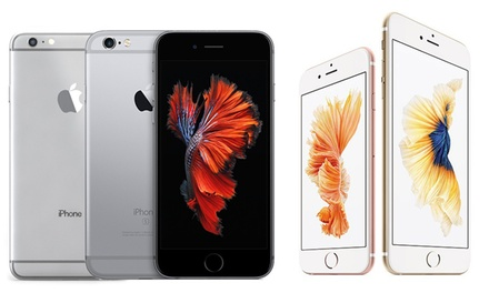 Apple iPhone 6S reacondicionado de 16, 64 o 128 Gb con envío gratuito