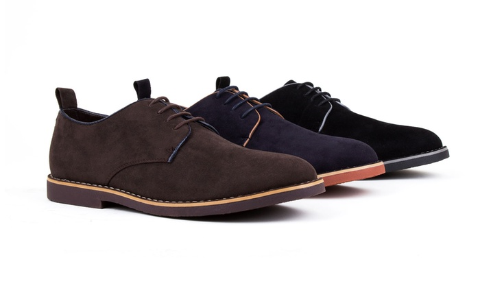 Harrison Men's Desert Derby Shoes