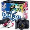 Canon EOS Rebel T7i 24.2MP DSLR Camera Bundles
