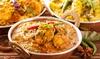 Nepalesisches / Indisches Menü