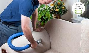 TopLife Decor E Lavagem: Limpeza + higienização para sofá (opção de impermeabilização para sofá e cadeiras) com a TopLife Decor & Lavagens