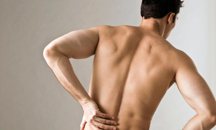 Chiropractic Wellness Package with One or Three Adjustments and Massages at Desert Sun Wellness Center (96% Off)