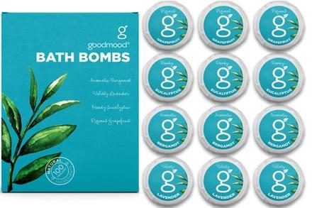 Large Bath Bomb Gift Set (12-Piece)