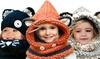 Set muts en sjaal voor kinderen