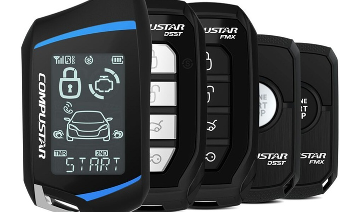 Viper or Compustar Remote Car Starter and Installation at Main St Stereo (Up to 51% Off). Five Options Available