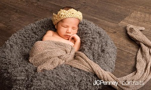 Up to 88% Off Photo Shoot Package at JCPenney Portraits at JCPenney Portraits, plus 6.0% Cash Back from Ebates.