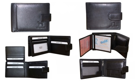 One or Two Mens Soft Leather Wallets