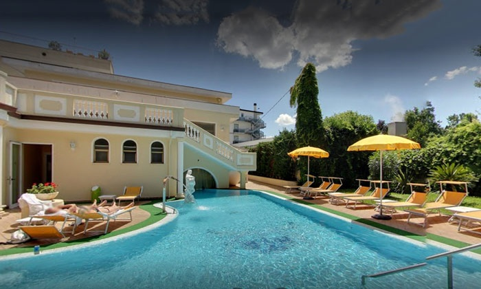 Spa Hotel Terme Roma Fino a 61% - Abano Terme, PADOVA | Groupon