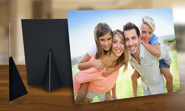 "Winkflash: $5 for One Custom 8""x10"" Canvas Lite Print from Winkflash ($26 Value)"