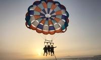 Vuelo en parasailing a 300 metros para 1,2 o 4 personas con 5 fotografías desde 34,90€ en Gran Canaria Water Sport