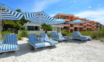 3- or 5-Night Stay for Two at Bungalow Beach Resort on Anna Maria Island, FL. Combine Up to 10 Nights.