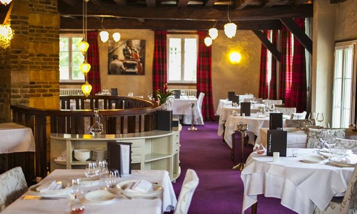 Moulin de Mombreux - Moulin de Mombreux: Menu du moulin ou du moment avec entrée, plat et dessert pour 2 personnes dès 29,90 € au restaurant Moulin de Mombreux