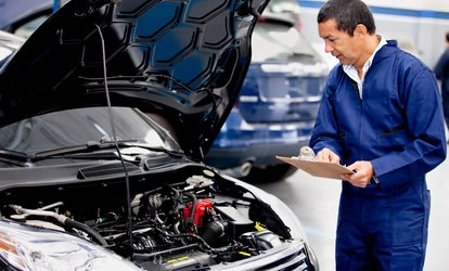 image for Car Service ($49), Air Conditioning Re-Gas ($69) or Both ($109) at Surf Coast Collision Repair Centre (Up to $400 Value)