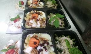 4line: Catering dietetyczny z 5 dań od 179 zł z 4line