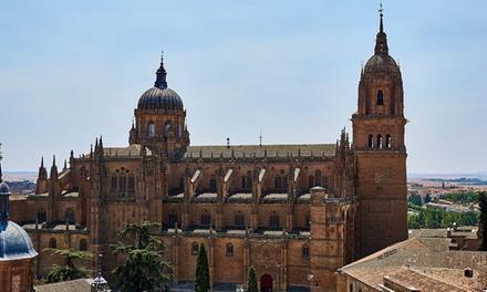 Salamanca: estancia en habitación doble twin para 2 personas con desayuno en Hotel Urban Salamanca
