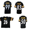 Pittsburgh Steelers Autographed Jerseys