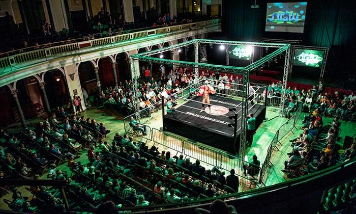 Image result for wrestling hull city hall