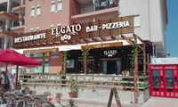 Menú de parrillada argentina para 2 o 4 personas con entrante y botella de vino desde 24,90 € en El Gato II
