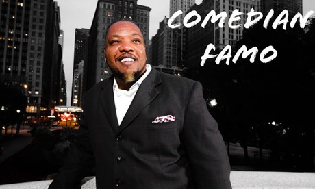 Comedian Famo & Friends After Thanksgiving Comedy Show on Friday, November 23 at 7 p.m. or 9:30 p.m.
