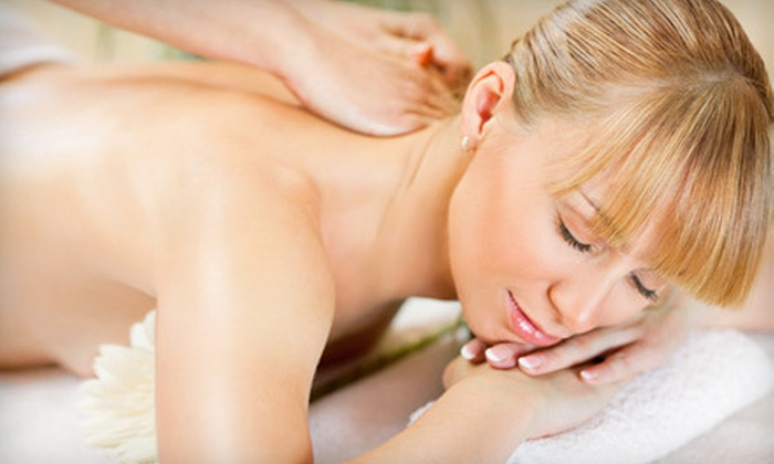 We Got Your Back Chiropratic - Houston: Massage Package or Chiropractic Packages at We Got Your Back Chiropractic (Up to 85% Off). Four Options Available.